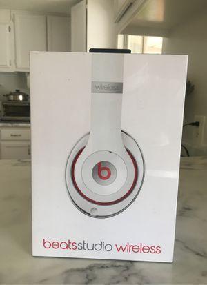 Beats studios wireless headphones for Sale in Carson, CA