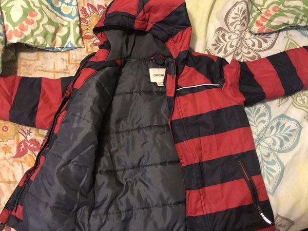 Free puffer jacket