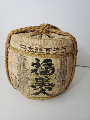 Vintage rare Japanese Saki Pot Ceramic Jug Jar for Sale in Orlando, FL
