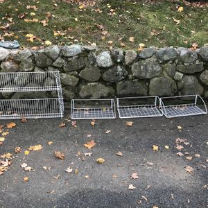 Storage Shelves And Shoe Rack for Sale in Peabody, MA