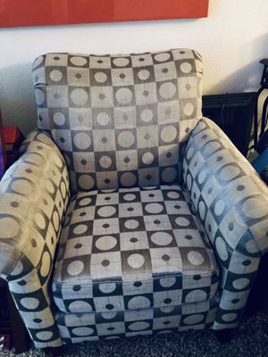 Couch, chair and frame for Sale in Dallas, TX