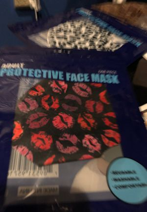 New washable breathable and comfortable mask for Sale in Parkville, MD