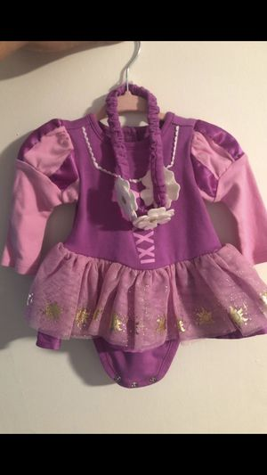 Disney dress rapunzel for Sale in Las Vegas, NV