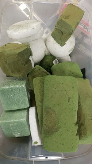 Free floral foam for Sale in Woodlawn, MD