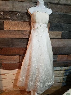 Designer Wedding Dress Size 10 for Sale in Mercedes, TX