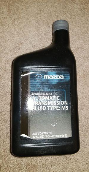 Mazda transmission fluid sealed 6 quarts for Sale in Palatine, IL