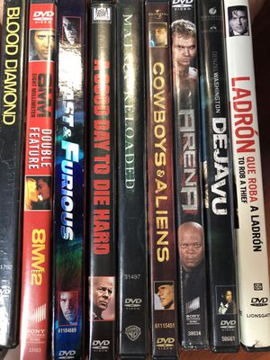 Lot of Movies for Sale in San Jose, CA