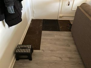 Shoe Mats - Brown & Black for Sale in Ithaca, NY