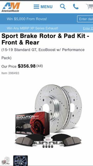 Power Stop Z23 Evolution Sport Brake Rotor & Pad Kit - Front & Rear for Sale in Aspen Hill, MD