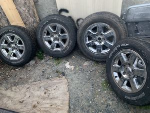 """Jeep rims 17"""" for sale Make an offer for Sale in Baltimore, MD"""