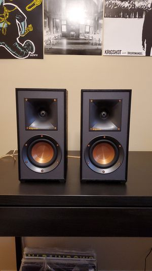 Klipsch R-41M Reference Speakers (Pair) for Sale in Bridgeville, PA