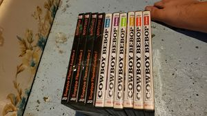 Complete set of Cowboy bebop and boogiepop phantom for Sale in Wenatchee, WA