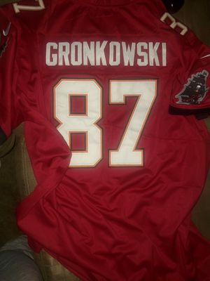 🔥🔥 Rob Gronkowsi Tampa bay Jersey size XL for Sale in Puyallup, WA