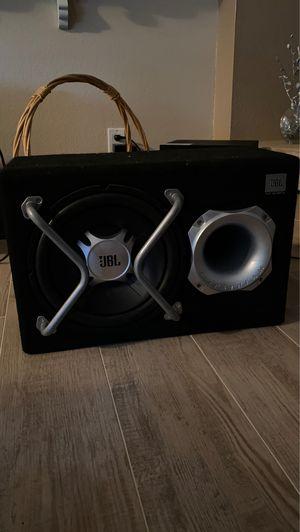 JBL GT-BassPro12 in subwoofer for Sale in Tucson, AZ