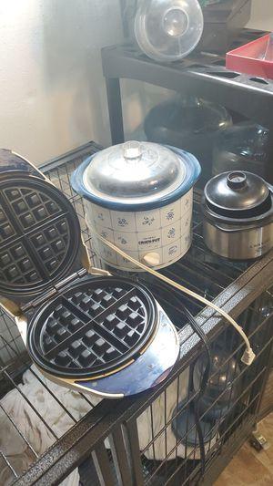 Small Kitchen Appliance Bundle (5 items) for Sale in El Cajon, CA