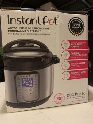 Instant Pot (9 in 1) for Sale in Fresno, CA