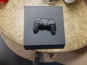 Ps4 pro for Sale in Nashville, TN