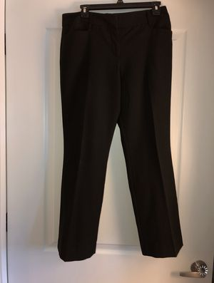 Black Dress Pants - Size 9 (Runs Small) for Sale in Riverview, FL