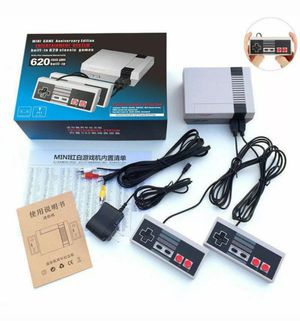 Mini game console built-in 620 games for Sale in St. Louis, MO