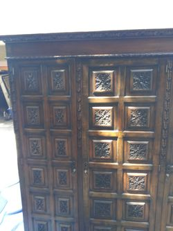 Antique Armoire from Chile for Sale in San Jose,  CA