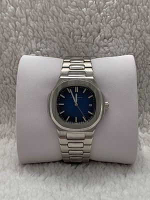 Watch - Brand New Men's Wrist Watch - Blue Dial - Stainless Steel - Automatic Watch for Sale in Chicago, IL