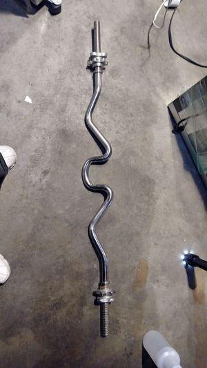 Curl bar for Sale in Spokane, WA