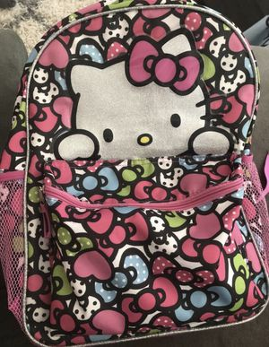 Large hello kitty backpack for Sale in Land O Lakes, FL