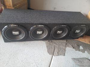 12 inch alpine bass line sub for Sale in Oak Lawn, IL