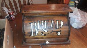 Primitive bread box for Sale in Bolingbrook, IL