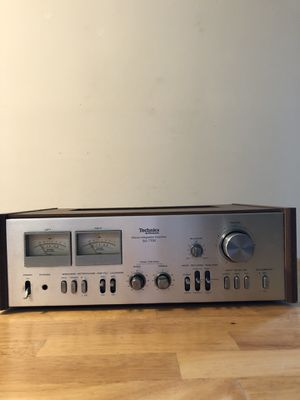 Technics by Panasonic SU-7700 Stereo Integrated Amplifier for Sale in Delran, NJ