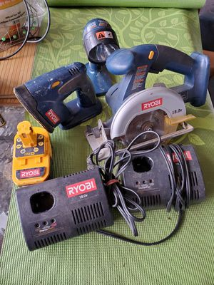 Ryobi package.. for Sale in Saginaw, OR