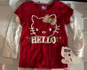 Hello kitty long sleeved shirt new for Sale in Riverside, CA