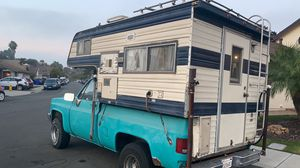 Free camper..... bring your own tools... for Sale in San Diego, CA