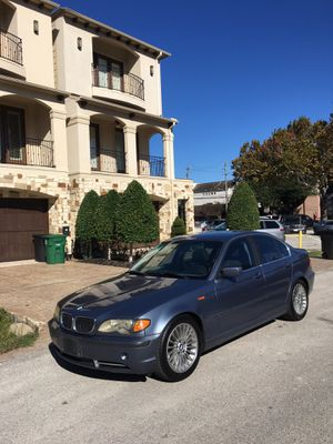2003 BMW 330i for Sale in Houston, TX