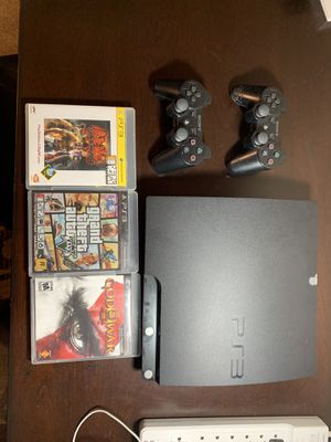 Ps3 for sale for Sale in Norcross, GA