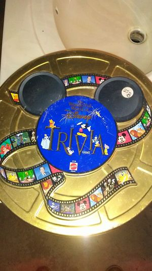 Disney Trivia Game/ with fun for kids Activity Pack for Sale in Chesapeake, VA