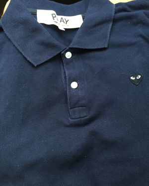 VNDS cdg polo size large for Sale in Phoenix, AZ