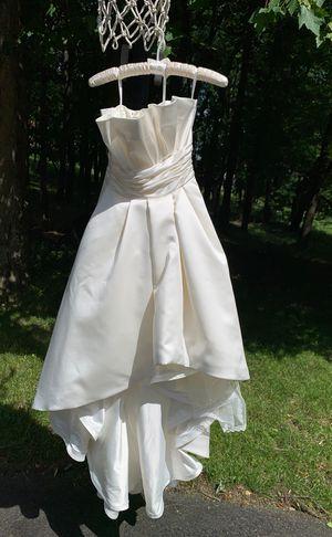 White House black market wedding dress for Sale in Mars, PA