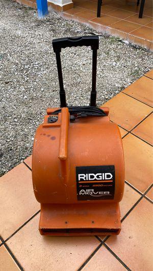 Ridgid Air Blower for Sale in Miami, FL
