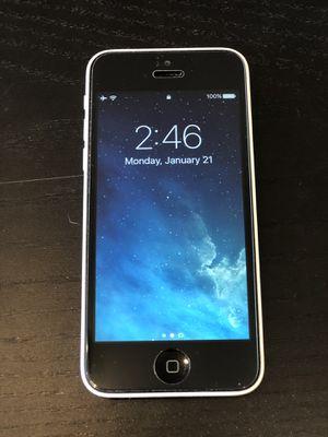 Perfect iPhone 5c 16 Gb for Sale in Arlington, VA