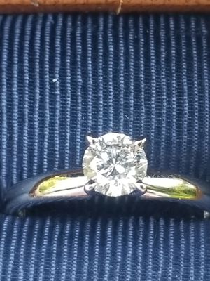 Leo diamond engagement ring for Sale in Fairfax, VA