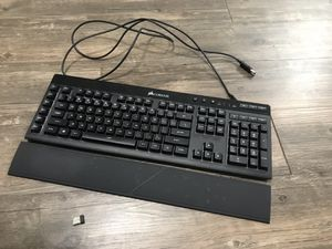 Corsair K57 RGB Wireless Gaming Keyboard -Bluetooth or Wired! for Sale in Tallahassee, FL