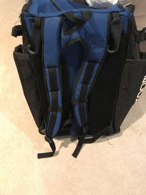 Boombah 4 bat batpack for Sale in Alexandria, VA