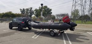 18 ft Inflatable Boat for Sale in Artesia, CA