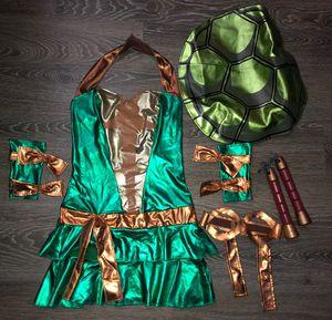 TMNT costume michelangelo for Sale in Dearborn, MI
