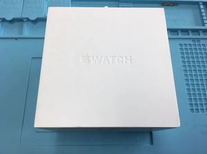 Brand new Apple Watch 38mm stainless steel white band for Sale in Seattle, WA