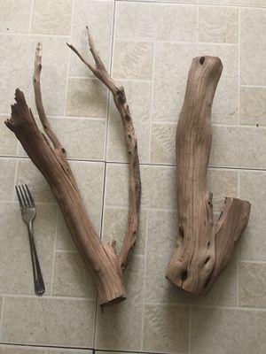 Driftwood Pieces (med-large) for Aquarium Fish Tank Terrarium for Sale in Baltimore, MD