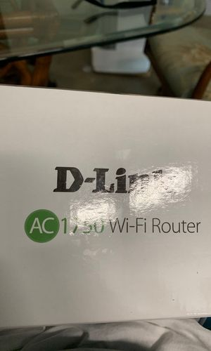 D-link WiFi router for Sale in Lancaster, PA