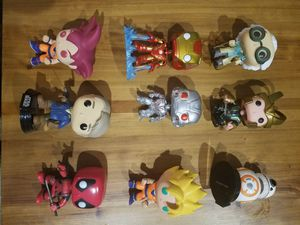 Pop figures and toy collectables for Sale in Sterling Heights, MI