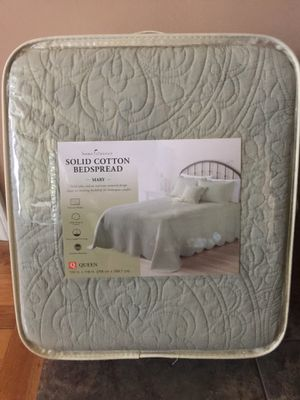 New Queen Bedspread for Sale in Chino, CA